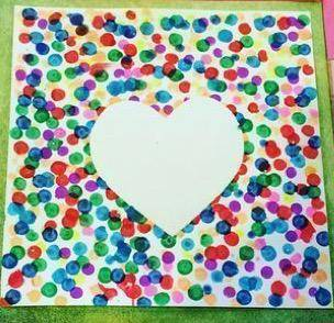 A KidFriendly Dotted Heart experience project by Yaymaker
