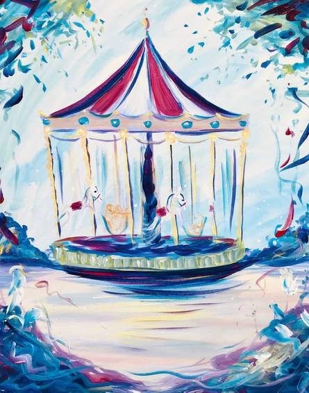A Carousel Dream experience project by Yaymaker