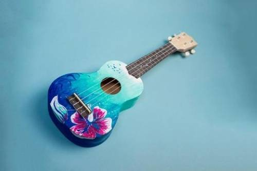A Create a Ukulele Virtual Event II v1 experience project by Yaymaker