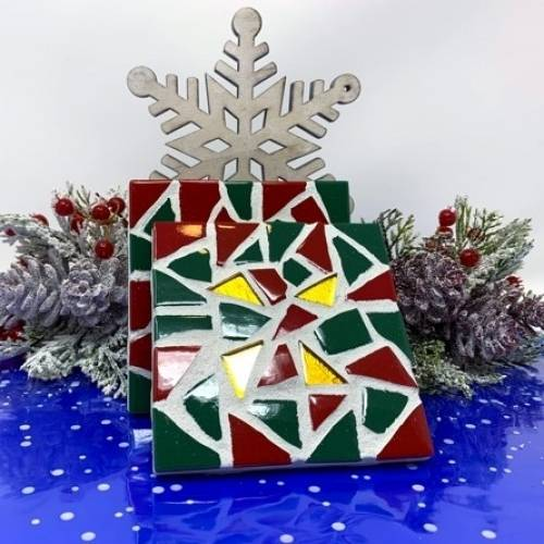 A Christmas Mosaic Splash v1 experience project by Yaymaker