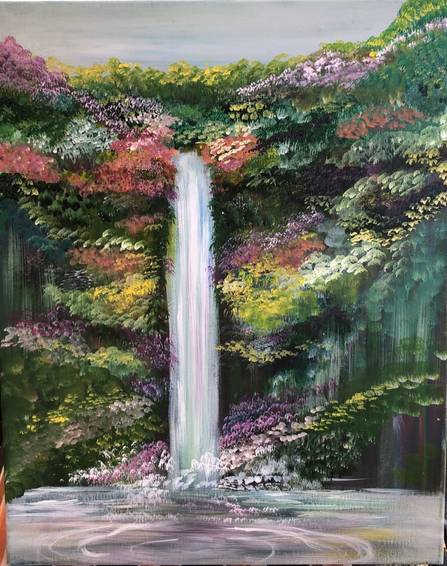A Chasing waterfalls experience project by Yaymaker