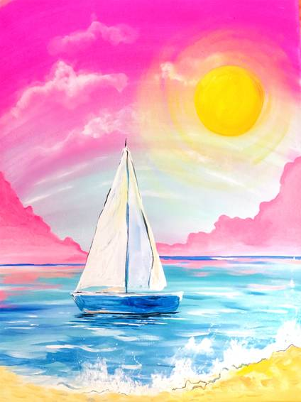 A Summer Sailboat experience project by Yaymaker