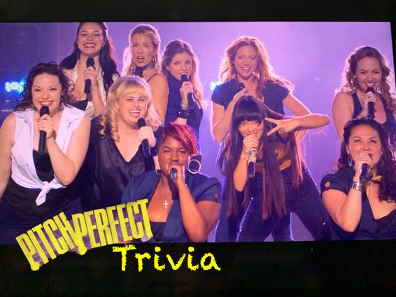 A Pitch Perfect Trivia experience project by Yaymaker