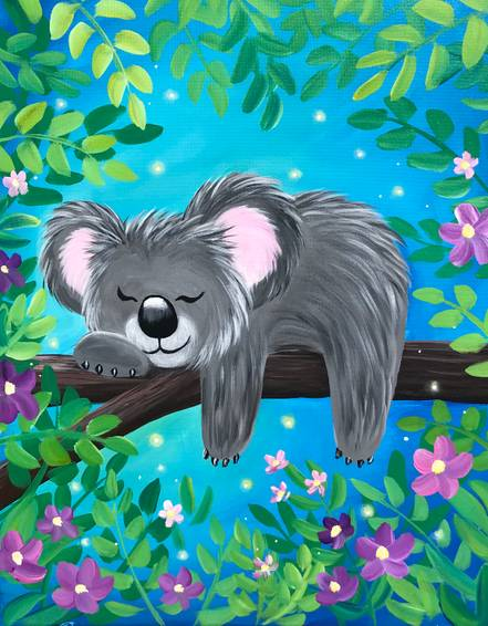 A Sleepy Koala experience project by Yaymaker