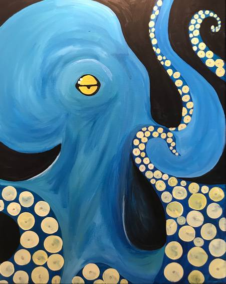A Blue Octopus experience project by Yaymaker
