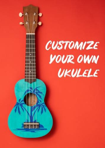 A Create a Ukulele I experience project by Yaymaker