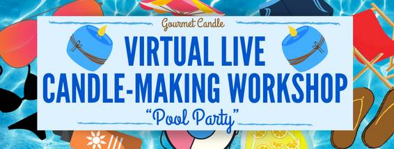 A Virtual Live Candle Making Workshop experience project by Yaymaker