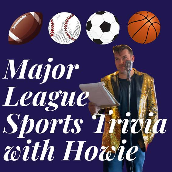 A Major League Sports Trivia with Howie TeamTavarone experience project by Yaymaker