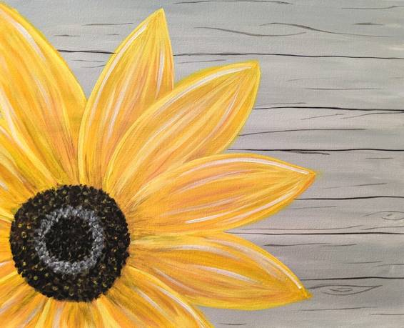 A Barnwood Sunflower experience project by Yaymaker