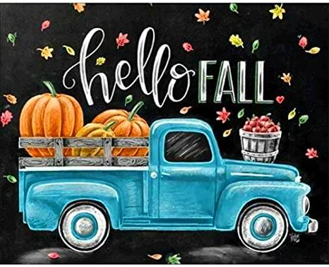 A Hello Fall experience project by Yaymaker