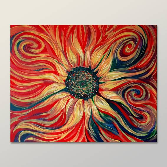A Fire Flower experience project by Yaymaker