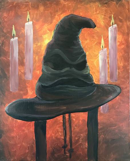 A Sorting Hat Potter Style experience project by Yaymaker