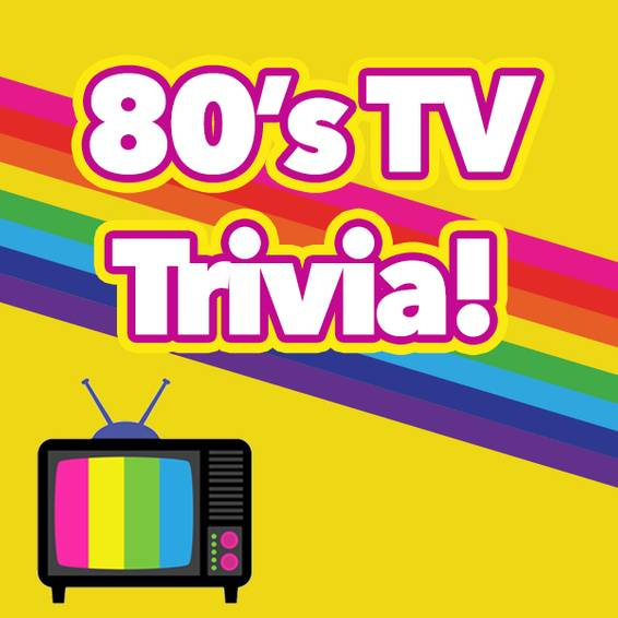 A 80s TV Trivia experience project by Yaymaker