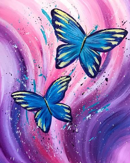 A Splatterflies II experience project by Yaymaker