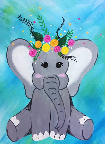 A Ellie in her Crown experience project by Yaymaker