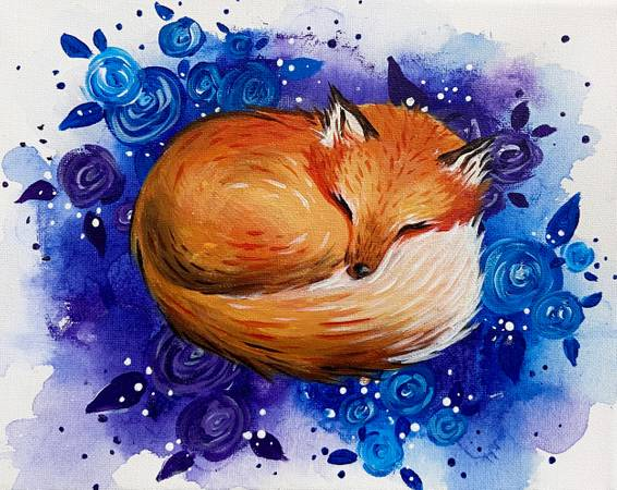 A Sleepy Fox experience project by Yaymaker