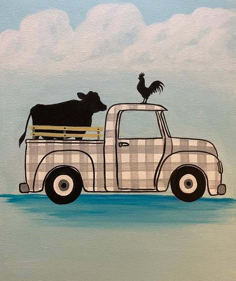 A Farm Truck in Plaid experience project by Yaymaker