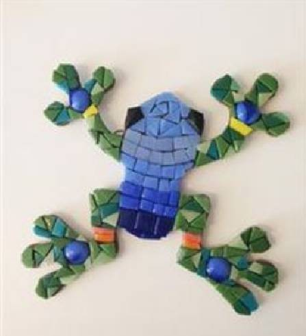A Mosaic Frog experience project by Yaymaker