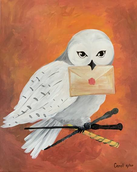 A Hedwig Harry Potters Owl experience project by Yaymaker