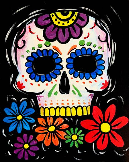 A Blooming Calavera experience project by Yaymaker