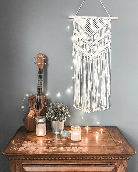 A Macrame Hanging Wall Art experience project by Yaymaker