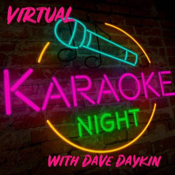 A Karaoke Night with Dave Daykin experience project by Yaymaker