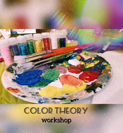 A Color Theory Workshop experience project by Yaymaker