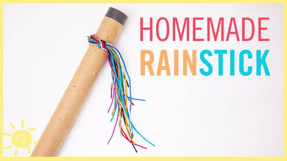A Rain Stick For Kids experience project by Yaymaker