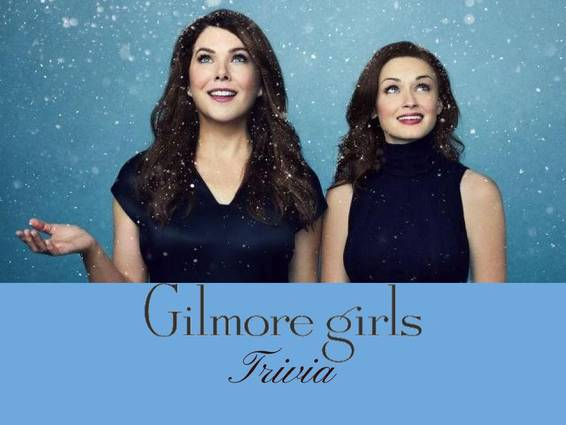 A Gilmore Girls Trivia experience project by Yaymaker
