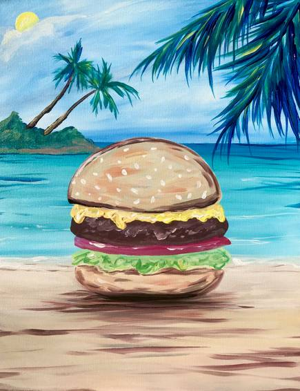 A Cheeseburger in Paradise experience project by Yaymaker