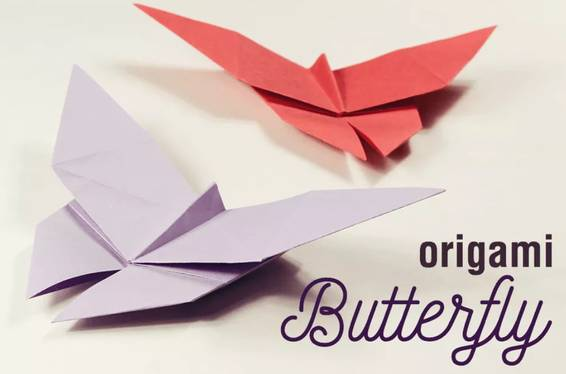A 5 Origami Creations for kids experience project by Yaymaker