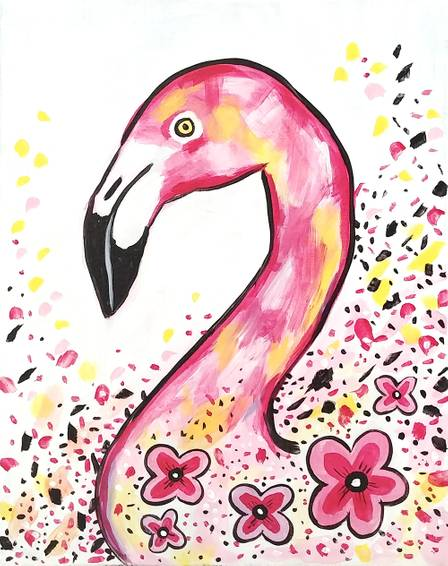 A Funfetti Flamingo experience project by Yaymaker