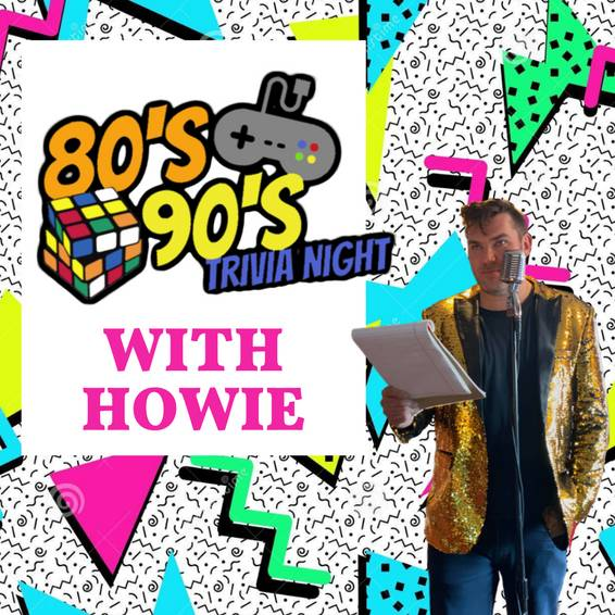 A 80s and 90s Trivia with Howie TeamTavarone experience project by Yaymaker