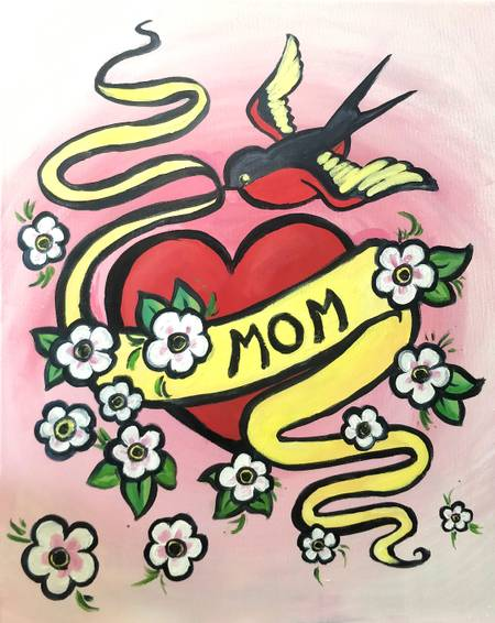 A Hey Mom check out my new tattoo experience project by Yaymaker