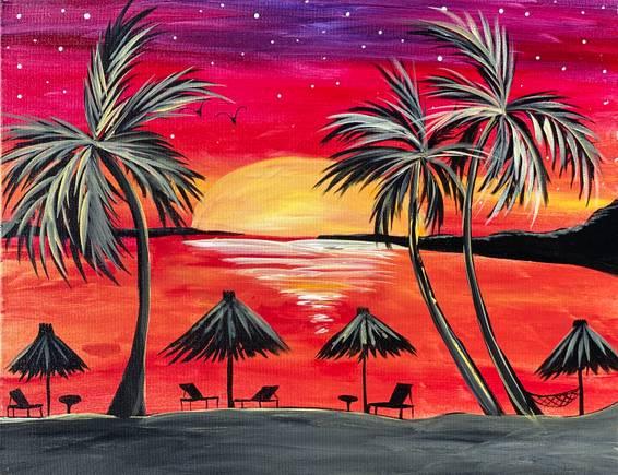 A Aruba Beach Sunset experience project by Yaymaker