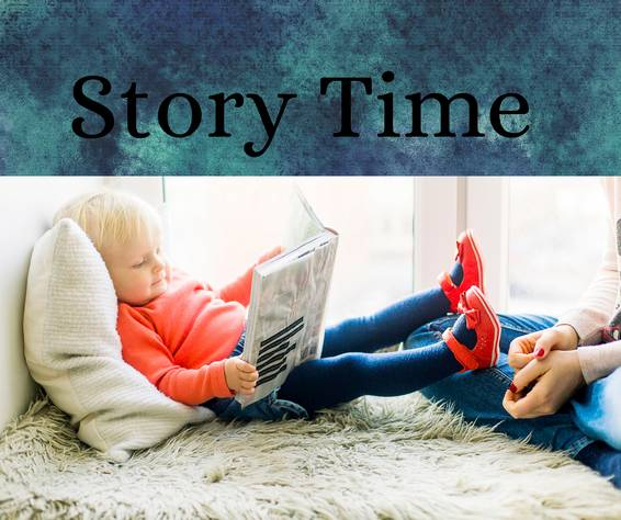 A 1 Hour Story Time experience project by Yaymaker