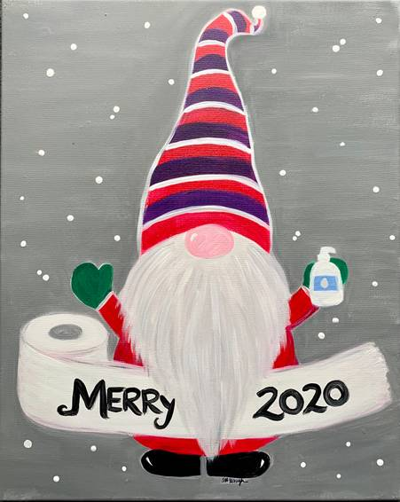A Christmas Gnome 2020 experience project by Yaymaker