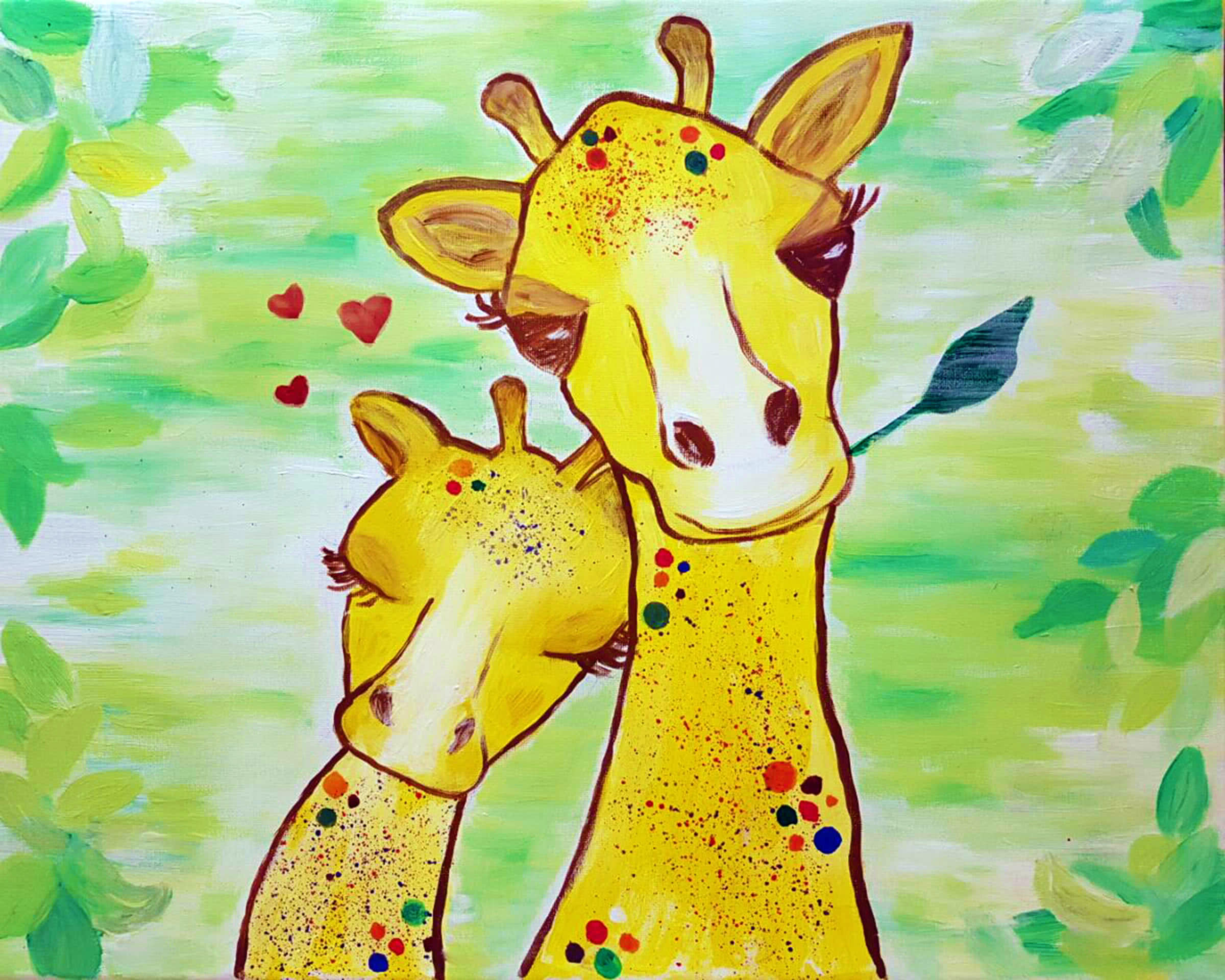 A Little Giraffe Lula experience project by Yaymaker