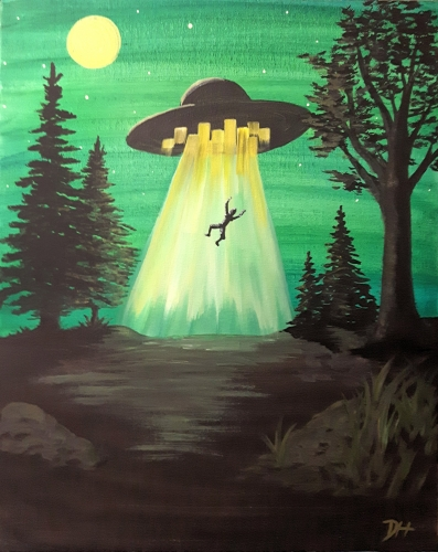 A We have a Probelem paint nite project by Yaymaker