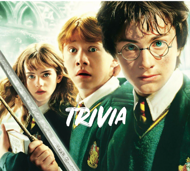 A HARRY POTTER Themed Trivia themed trivia project by Yaymaker