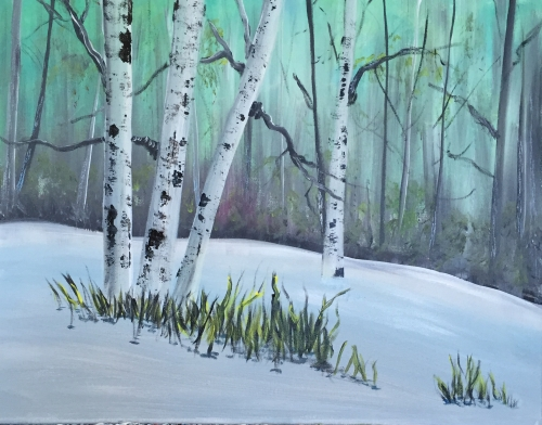 A Birch Hill II paint nite project by Yaymaker