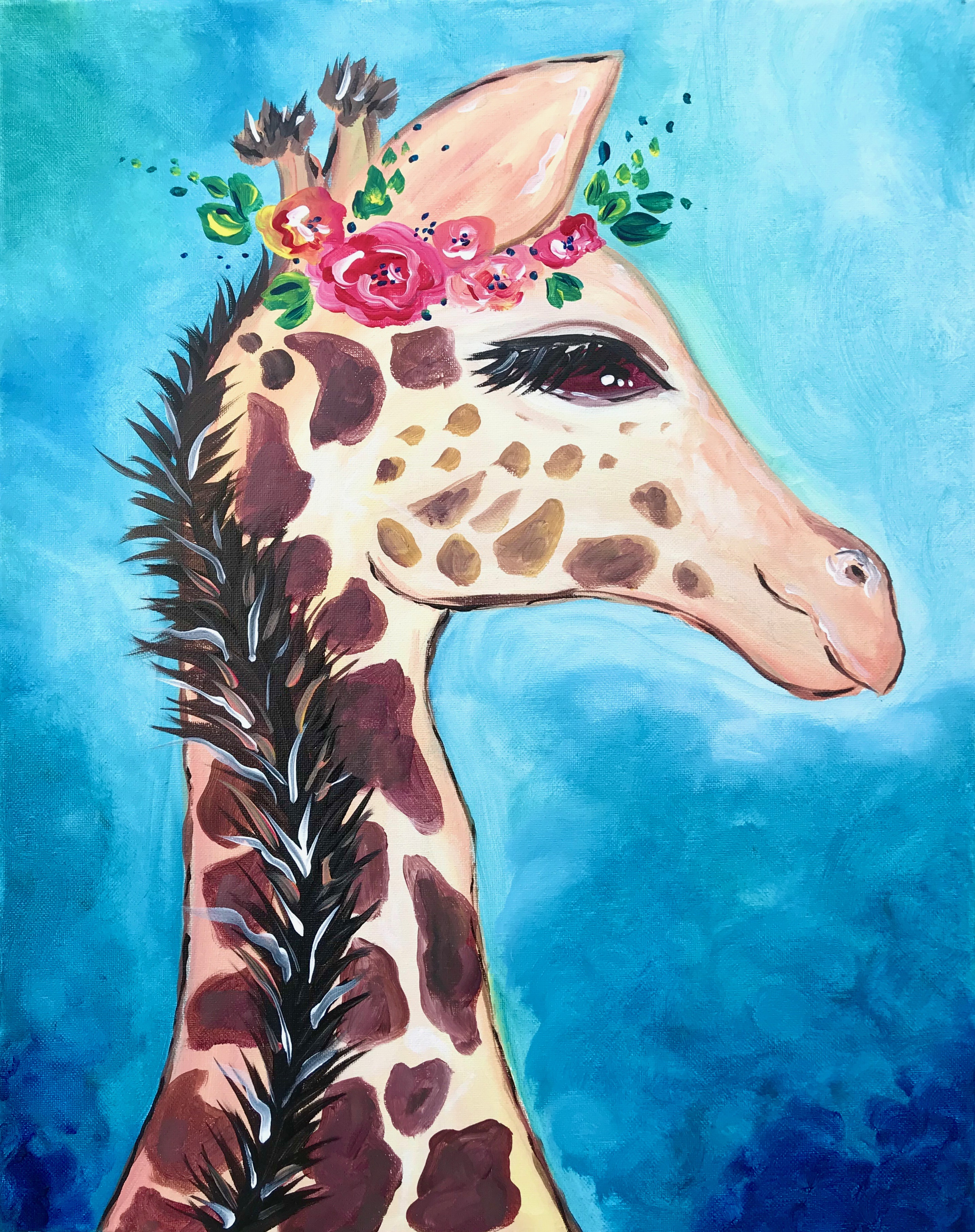 A Belle Giraffe experience project by Yaymaker