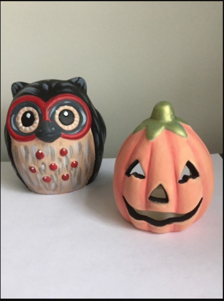 A Pumpkin and Owl Duo experience project by Yaymaker