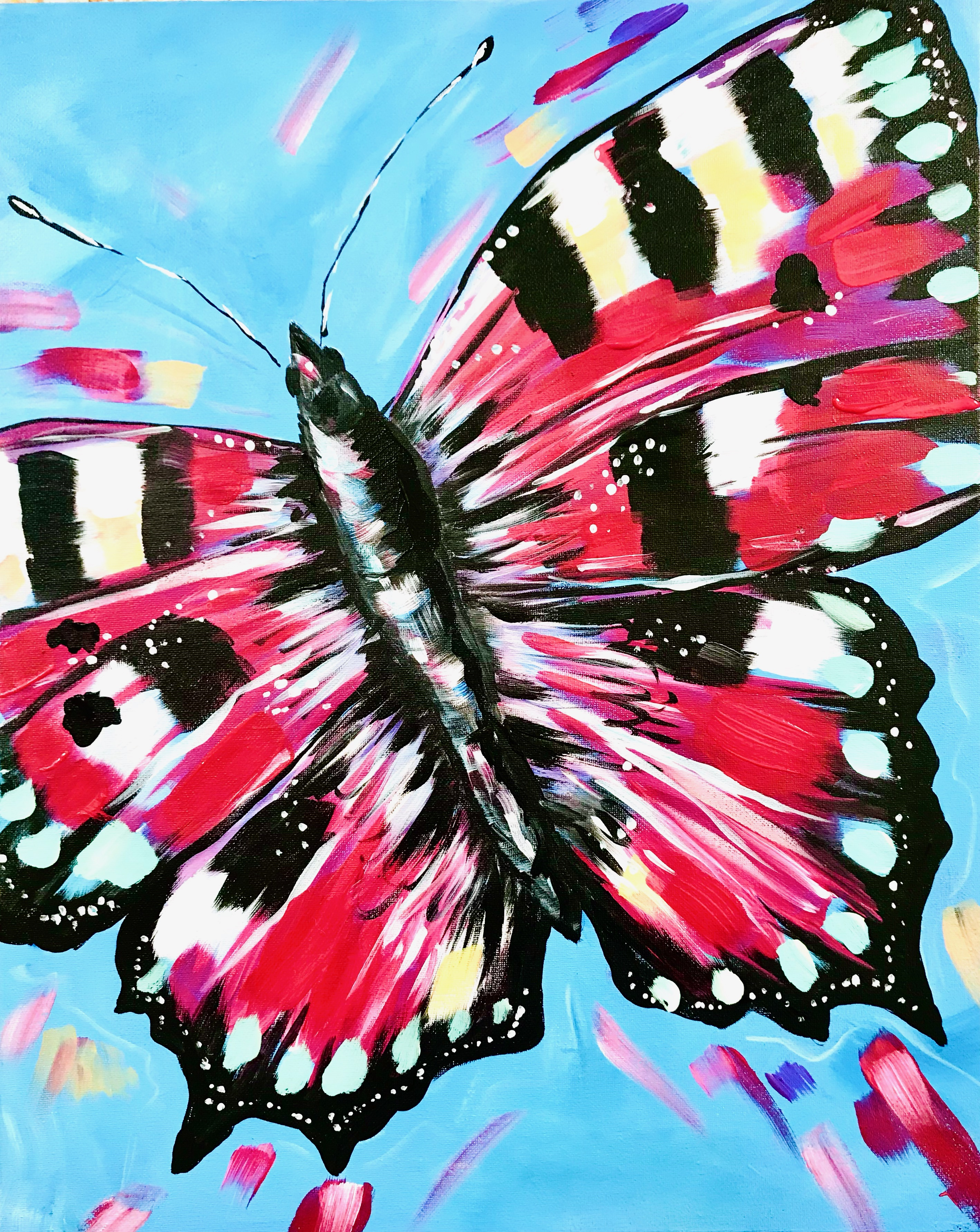 A Bright Butterfly experience project by Yaymaker