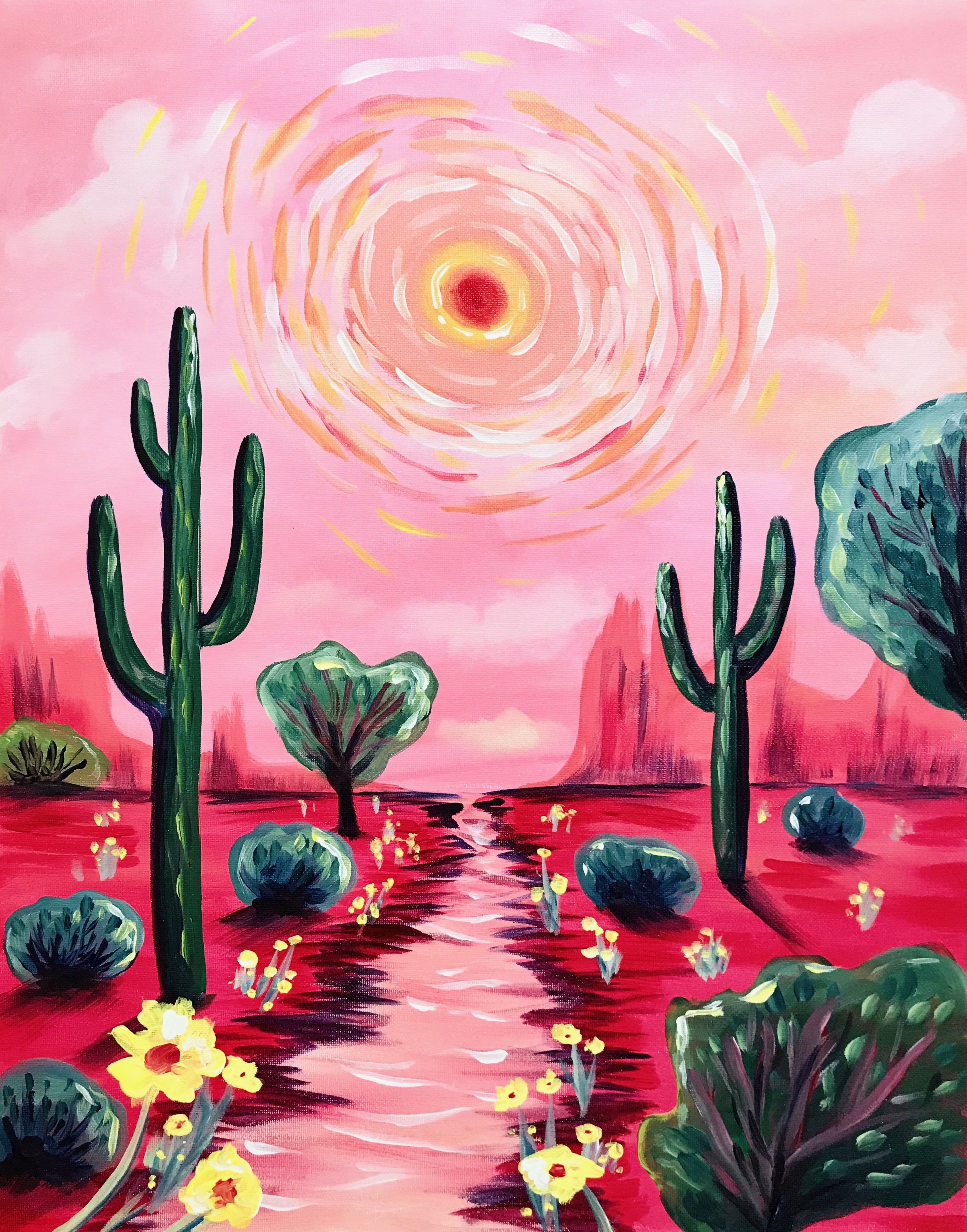 A Desert Trippin experience project by Yaymaker