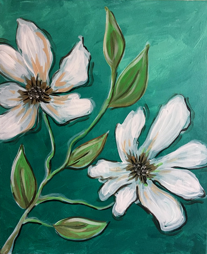 A Classic Magnolia Blooms experience project by Yaymaker