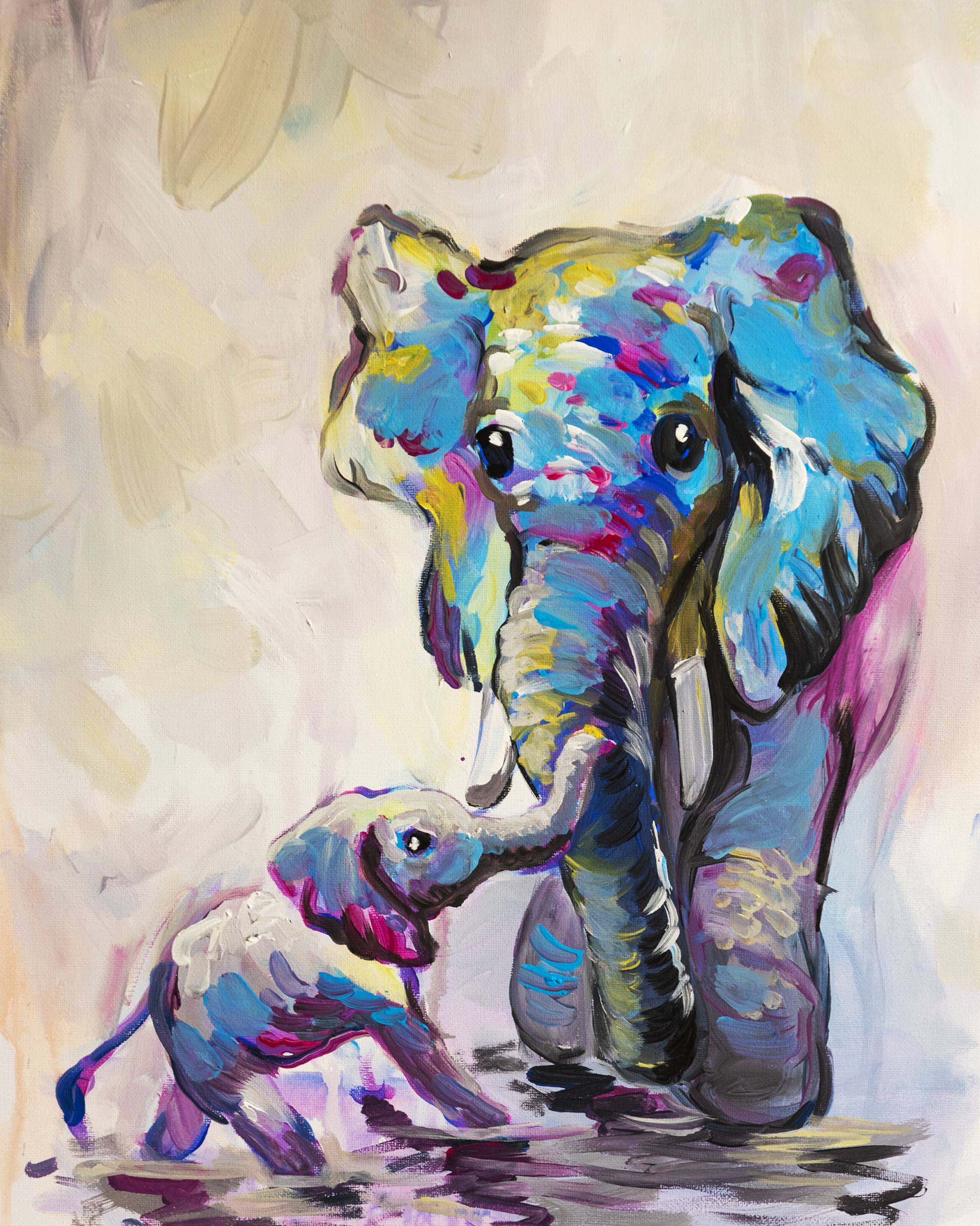 A Elephants experience project by Yaymaker