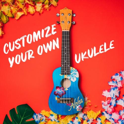 A Aloha Ukulele experience project by Yaymaker