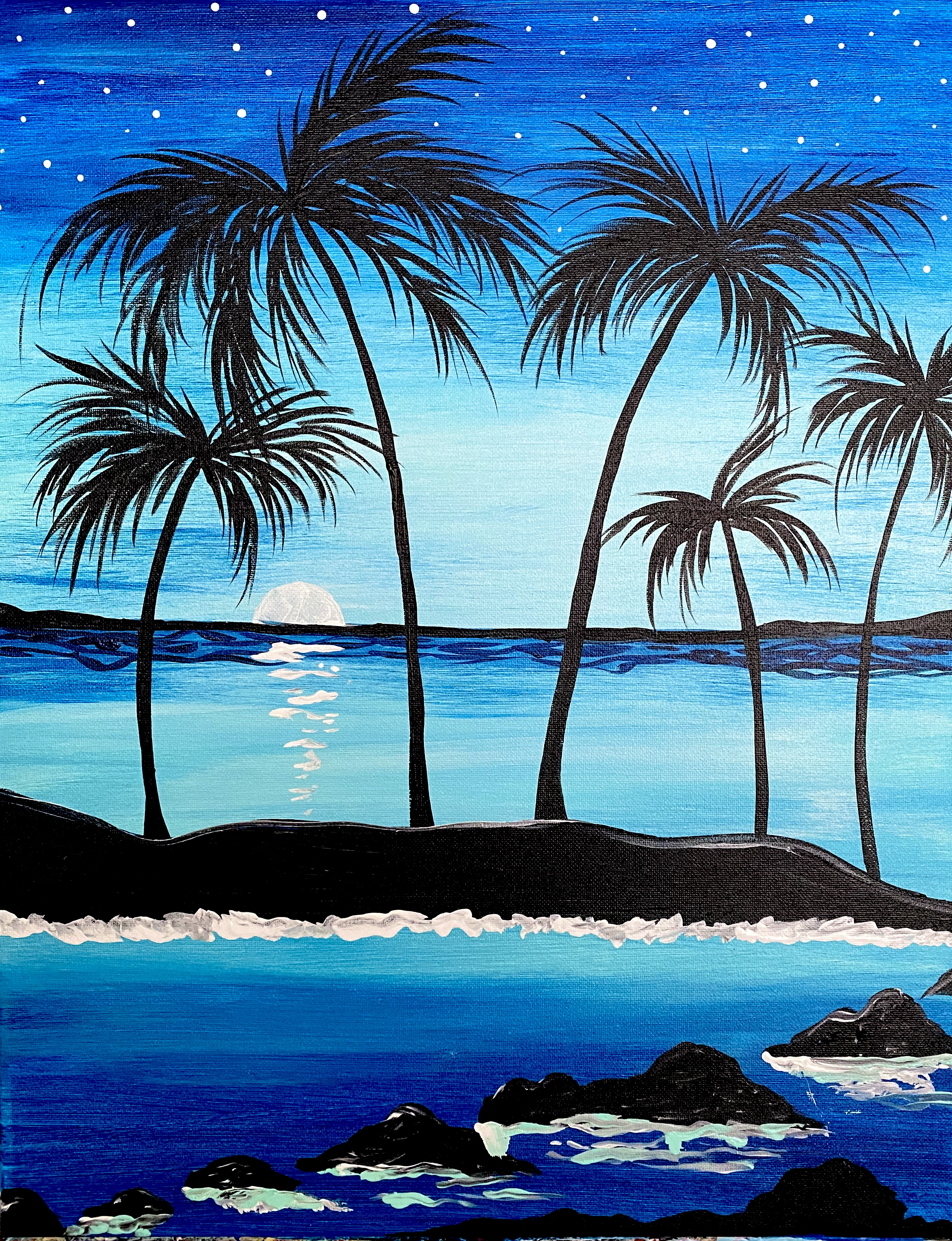 A Palm Tree Island Breeze experience project by Yaymaker