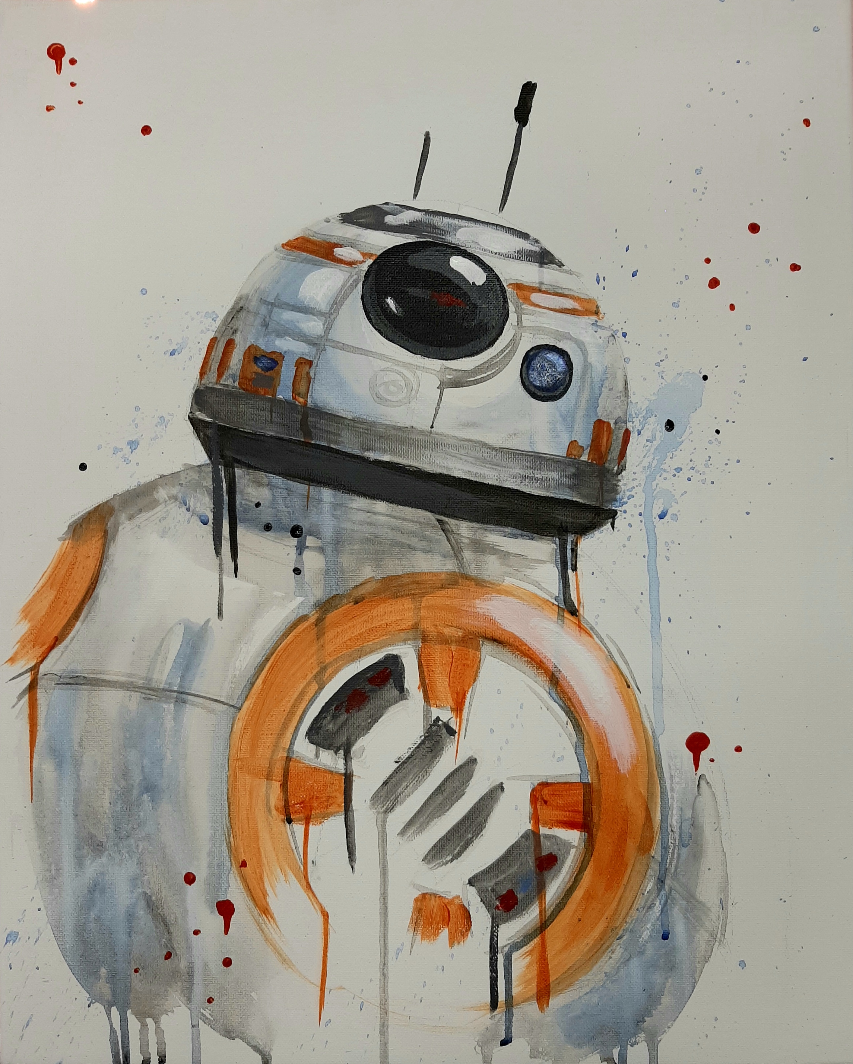 A BB8 experience project by Yaymaker
